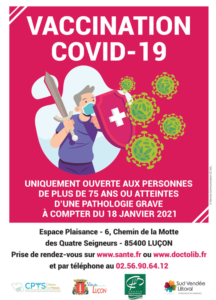 Centres de vaccination